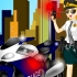 Police Woman Dress Up