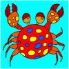 Crab coloring